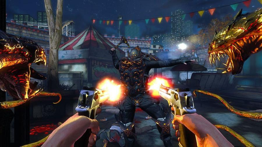 The Darkness 2 Screenshot 6