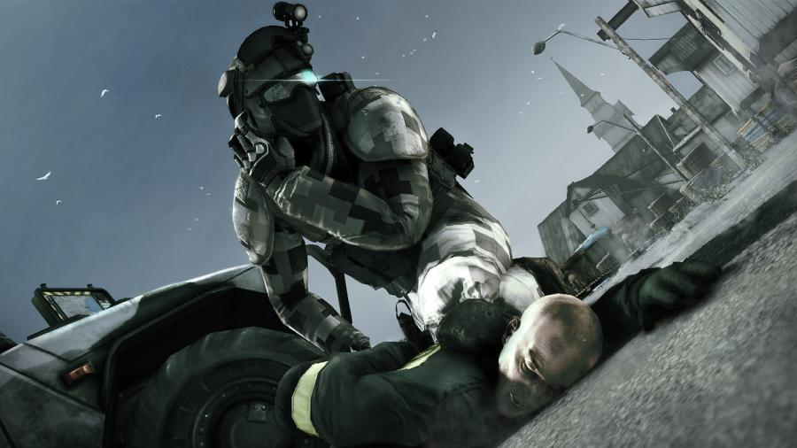 Ghost Recon - Future Soldier Screenshot 4