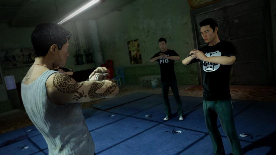 Sleeping Dogs Screenshot 7