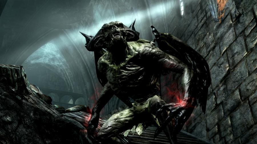 The Elder Scrolls V: Skyrim - Dawnguard (Expansión) Screenshot 2