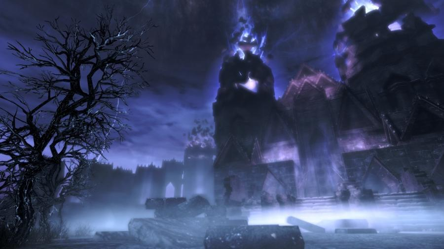 The Elder Scrolls V: Skyrim - Dawnguard (Expansión) Screenshot 10