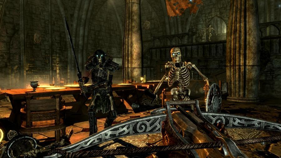 The Elder Scrolls V: Skyrim - Dawnguard (Expansión) Screenshot 4