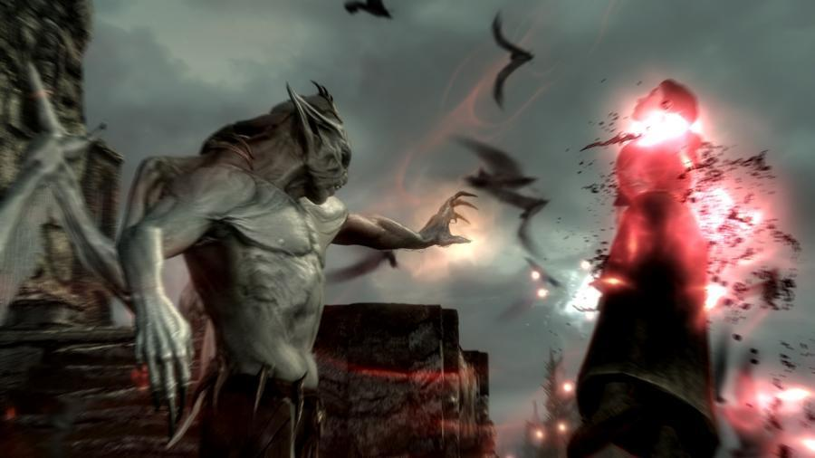 The Elder Scrolls V: Skyrim - Dawnguard (Expansión) Screenshot 1