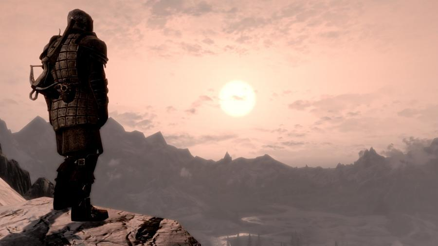 The Elder Scrolls V: Skyrim - Dawnguard (Expansión) Screenshot 9