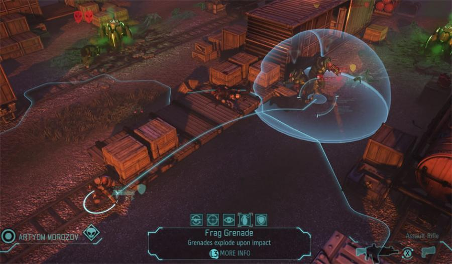 XCOM Enemy Unknown Screenshot 8