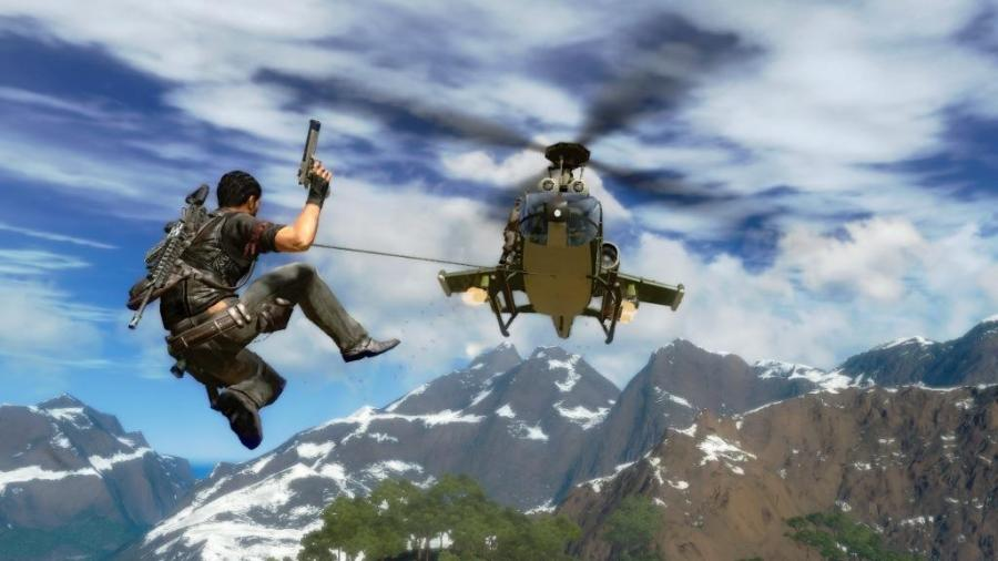 Just Cause 2 Screenshot 5