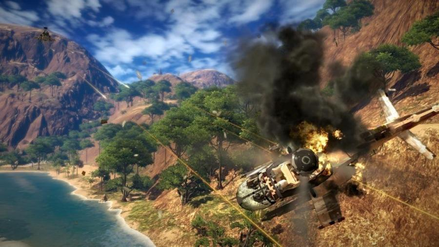 Just Cause 2 Screenshot 7