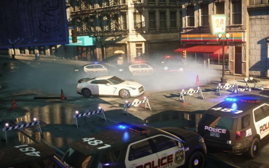Need for Speed Most Wanted Screenshot 2