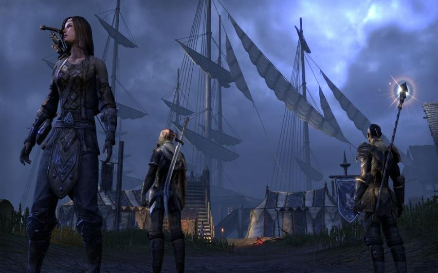 The Elder Scrolls Online - Tamriel Unlimited Screenshot 1