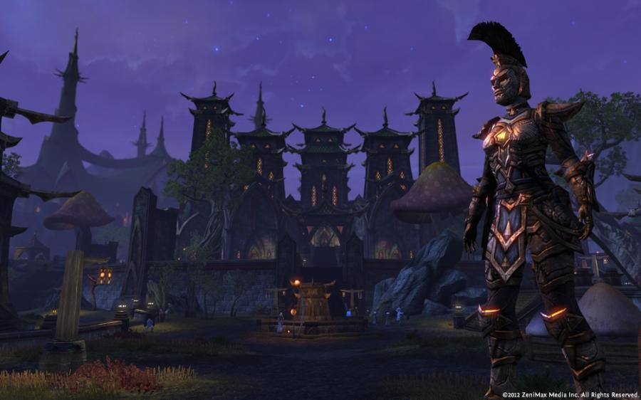 The Elder Scrolls Online - Tamriel Unlimited Screenshot 7