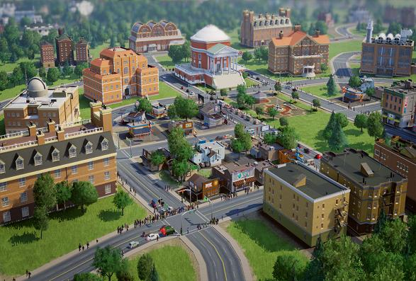 SimCity Screenshot 1
