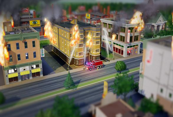 SimCity Screenshot 3