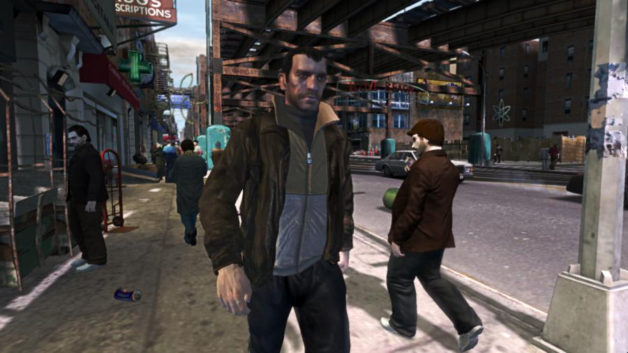 Grand Theft Auto IV - The Complete Edition (GTA 4) Screenshot 6