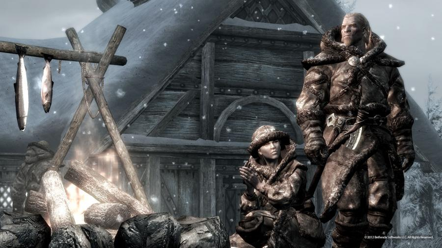 The Elder Scrolls V: Skyrim - Dragonborn Screenshot 5