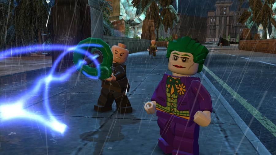 LEGO Batman 2 - DC Super Heroes Screenshot 1