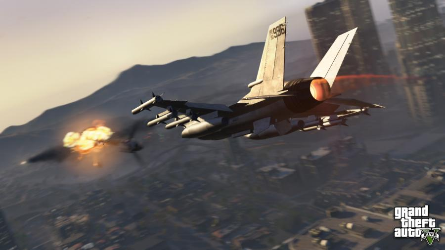 GTA 5 - Grand Theft Auto V Screenshot 7