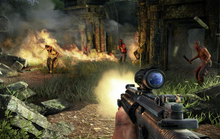 Far Cry 3 - Deluxe Bundle DLC Screenshot 5