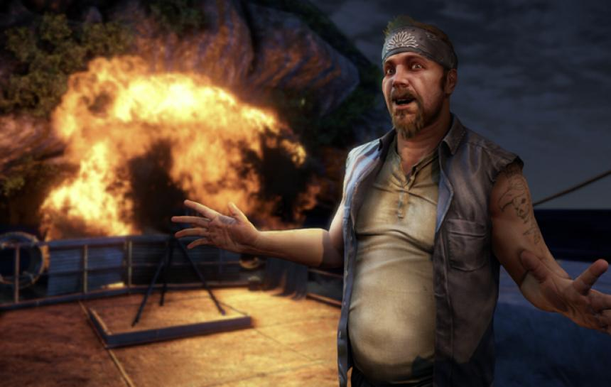 Far Cry 3 - Deluxe Bundle DLC Screenshot 4