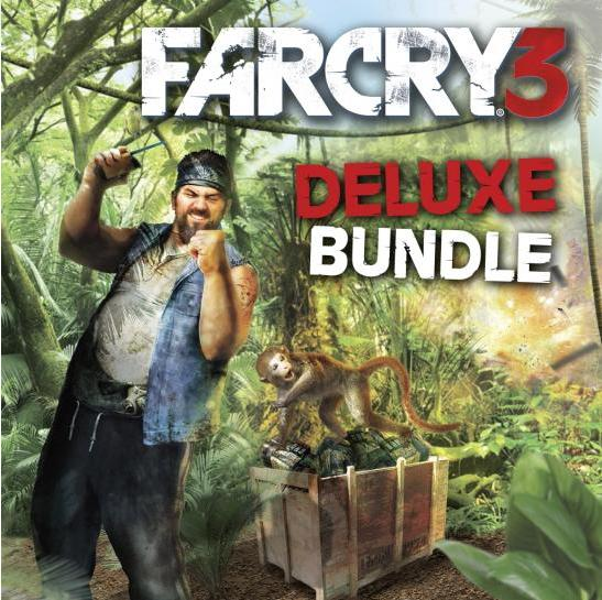 Far Cry 3 - Deluxe Bundle DLC Screenshot 1