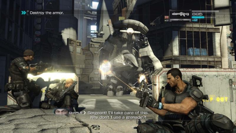 Binary Domain Screenshot 4