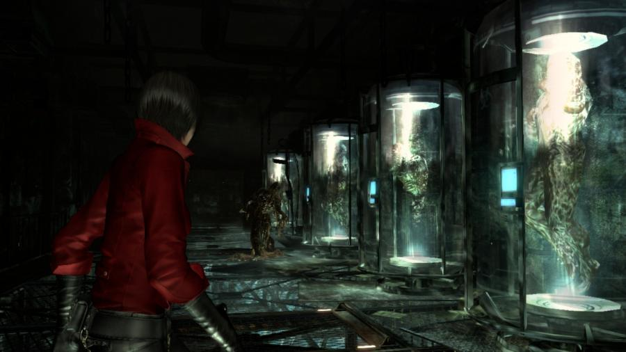 Resident Evil 6 Screenshot 2