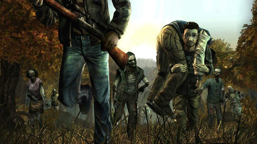 The Walking Dead Screenshot 4