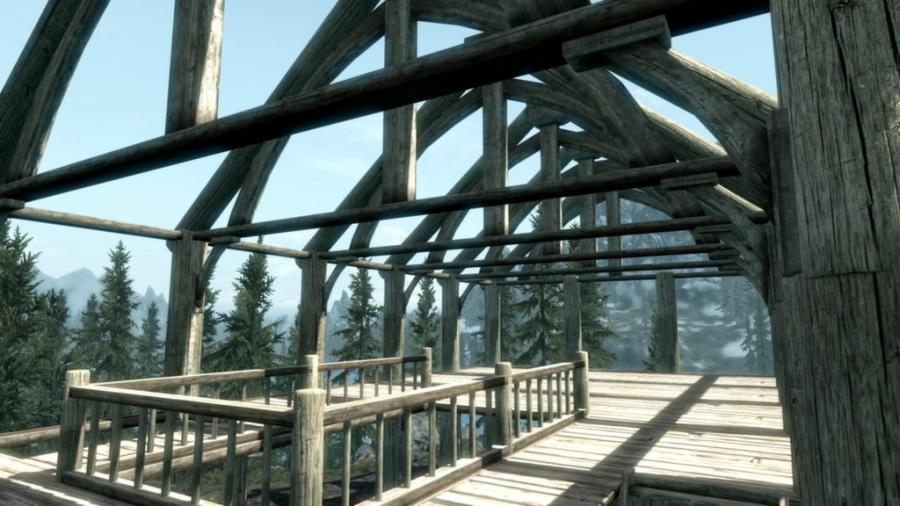 The Elder Scrolls V: Skyrim - Hearthfire (extensión) Screenshot 5