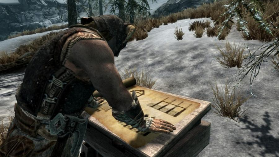The Elder Scrolls V: Skyrim - Hearthfire (extensión) Screenshot 1