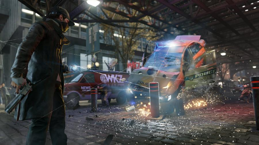 Watch Dogs Screenshot 2