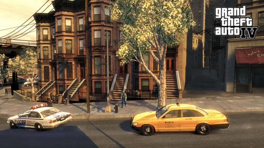 GTA 4 - Grand Theft Auto IV Screenshot 6