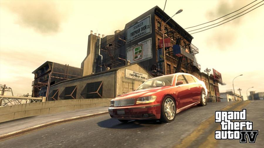 GTA 4 - Grand Theft Auto IV Screenshot 7