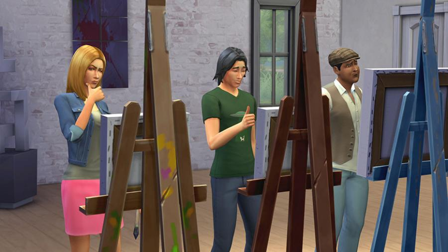 Los Sims 4 Screenshot 3