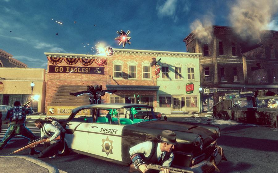 The Bureau XCOM Declassified Screenshot 3