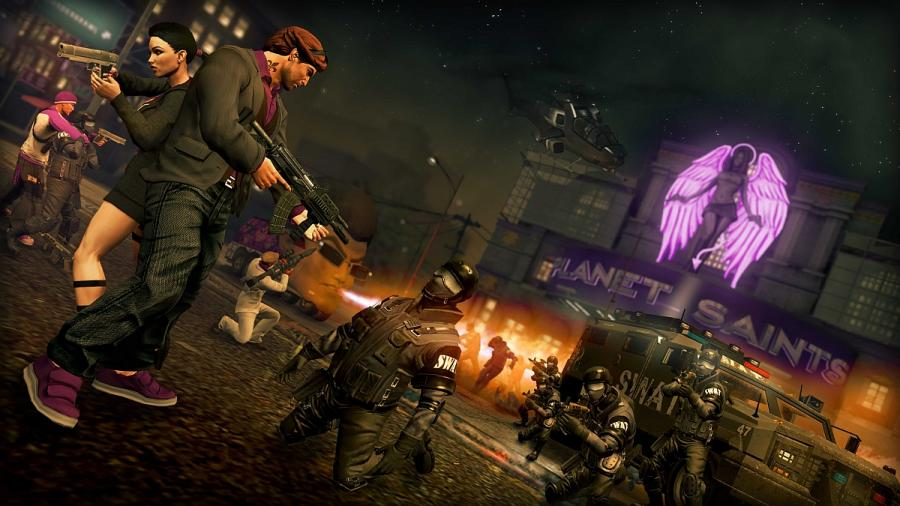 Saints Row The Third (Saints Row 3) - Full Package Screenshot 3