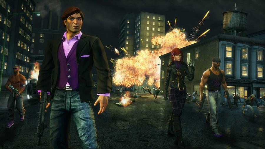 Saints Row The Third (Saints Row 3) - Full Package Screenshot 4