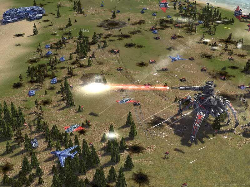 Supreme Commander - Gold Edition Screenshot 4