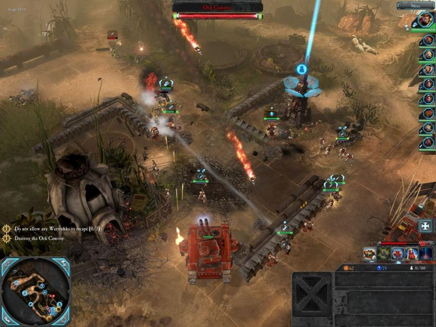 Warhammer 40000: Dawn of War 2 - Retribution (Addon) Screenshot 5