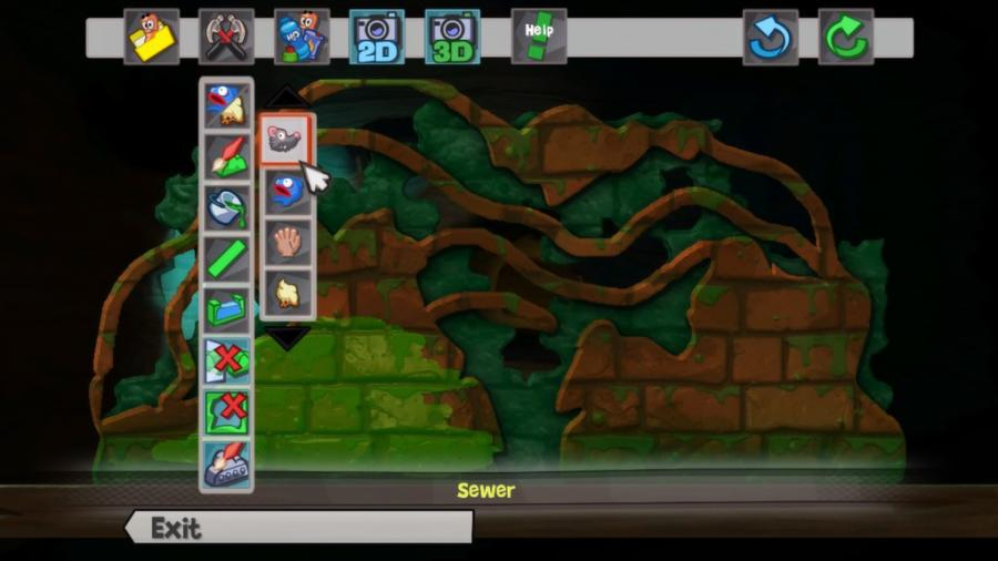 Worms Revolution Screenshot 9