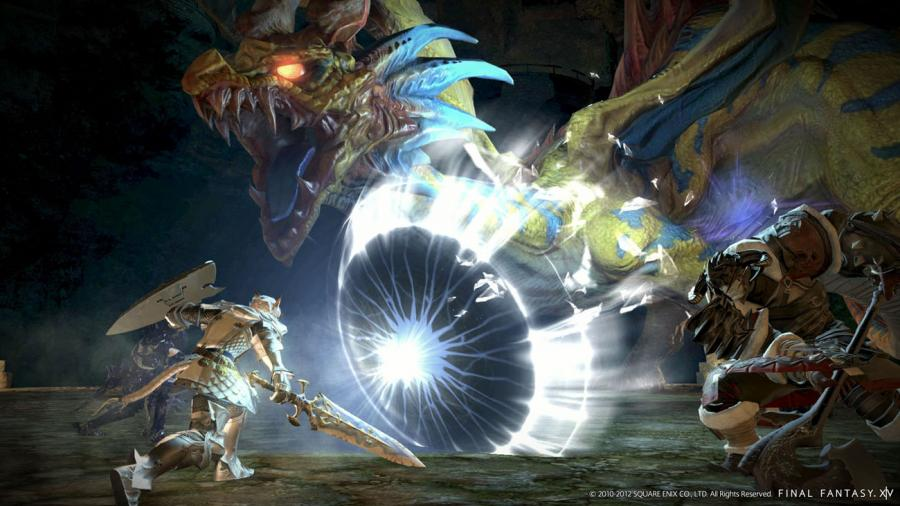 Final Fantasy XIV A Realm Reborn Screenshot 6