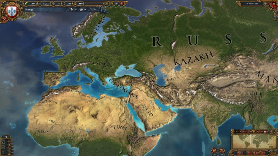 Europa Universalis IV - Digital Extreme Edition Screenshot 2