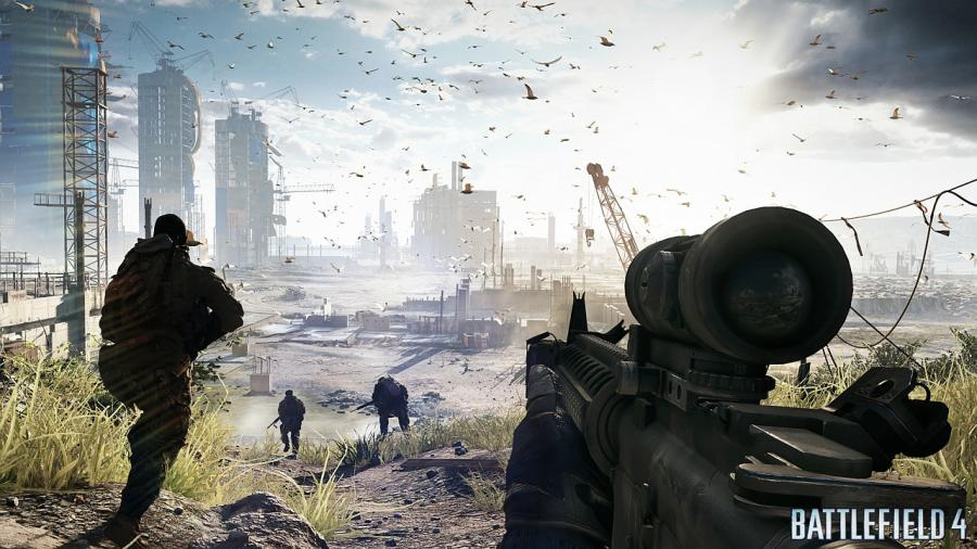 Battlefield 4 + China Rising DLC Bundle Screenshot 1