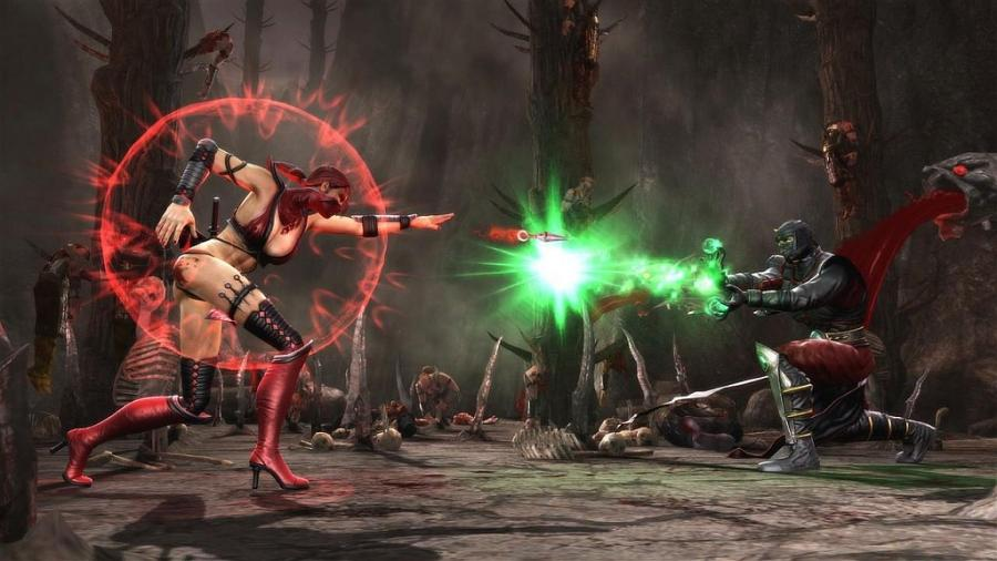 Mortal Kombat - Komplete Edition Screenshot 1