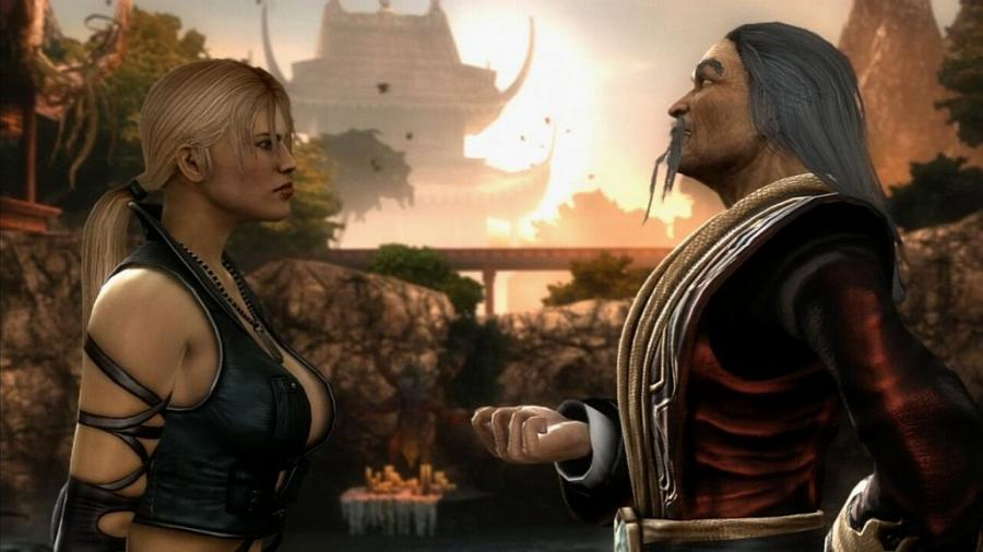 Mortal Kombat - Komplete Edition Screenshot 8