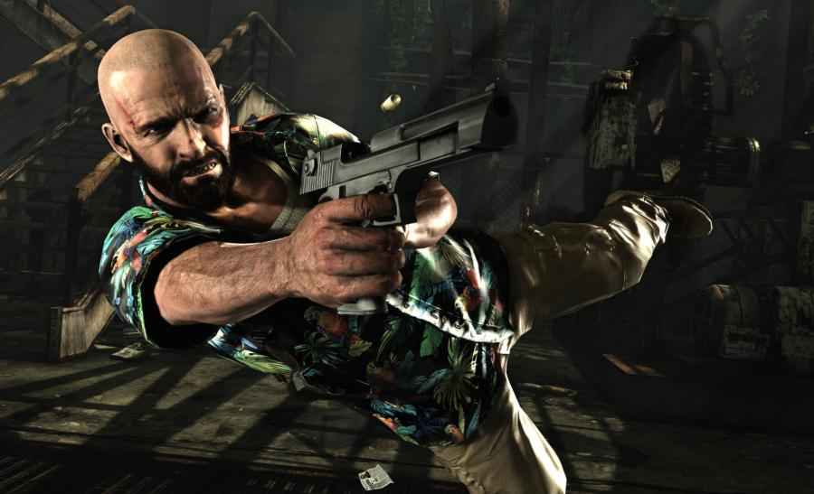 Max Payne 3 - Steam Version Screenshot 1