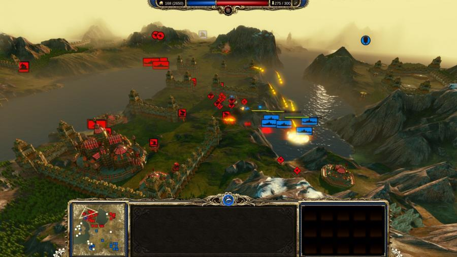 Divinity Dragon Commander - Clave GOG Screenshot 8