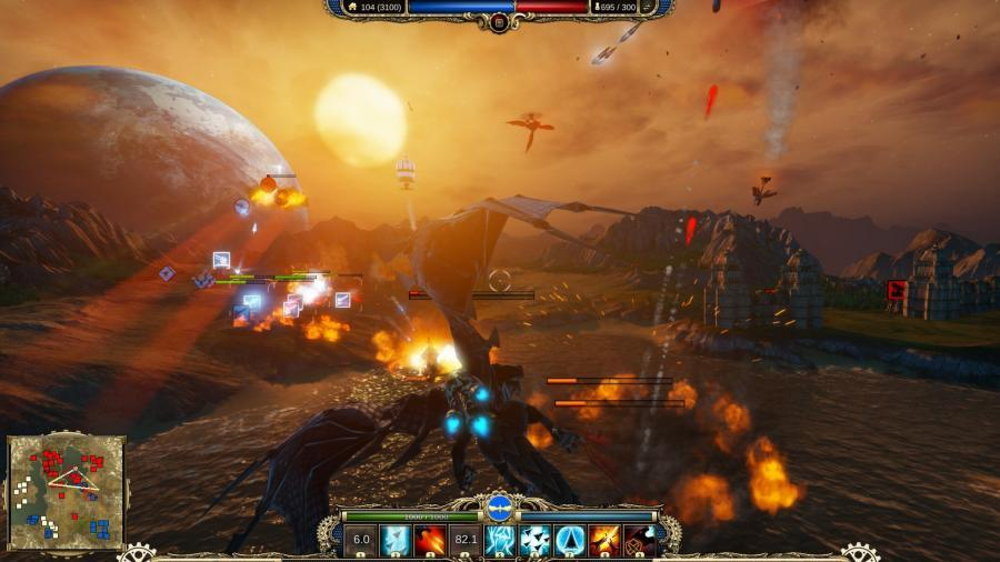 Divinity Dragon Commander - Clave GOG Screenshot 1