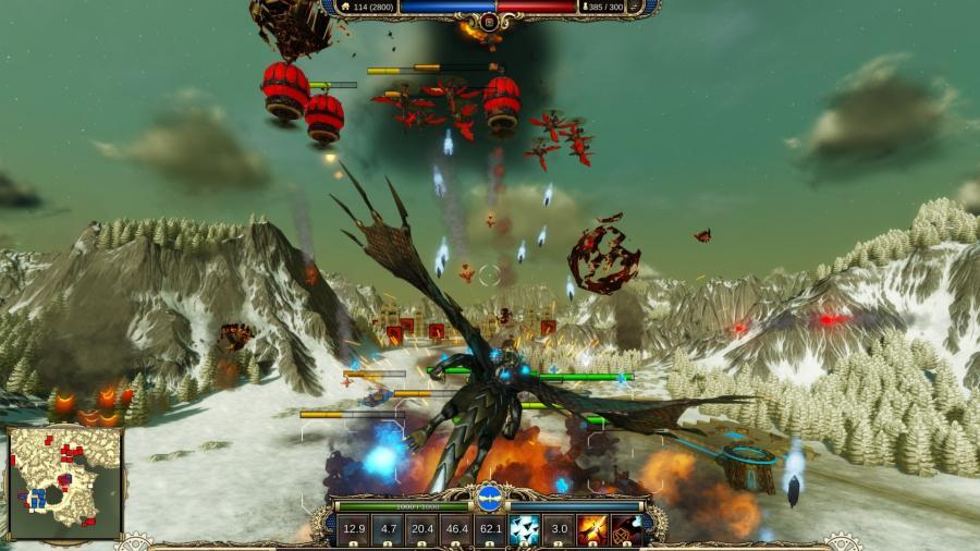 Divinity Dragon Commander - Clave GOG Screenshot 3