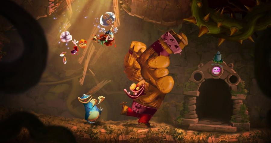 Rayman Legends Screenshot 2