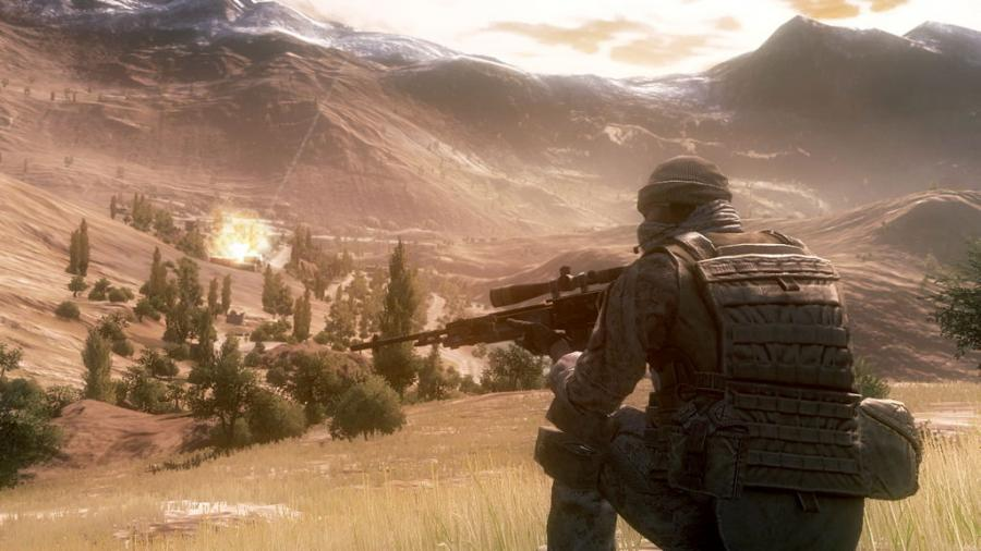 Operation Flashpoint - Red River Screenshot 8