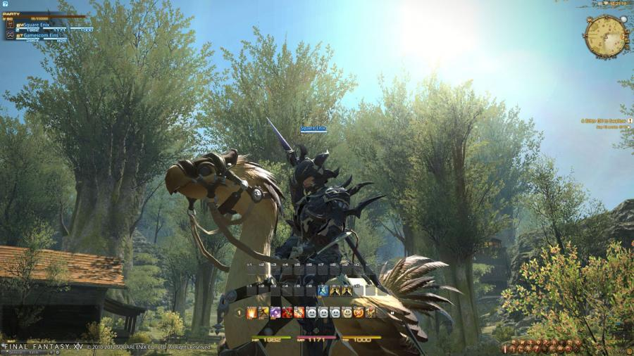 Final Fantasy XIV A Realm Reborn Digital Collector's Edition Screenshot 5